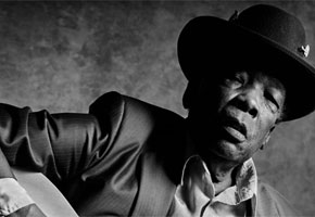 John Lee Hooker | Photo courtesy of GRAMMY Museum