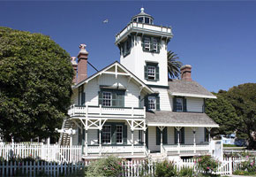 Point Fermin Lighthouse | Photo courtesy of C Hanchey, Flickr